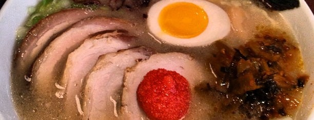 Hide-Chan Ramen is one of Big Belf's Big List of Manhattan Eats.
