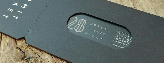 Hotel28 Myeongdong is one of Lieux qui ont plu à NE.