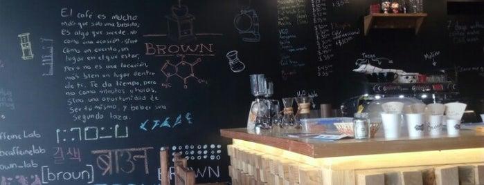 Brown Caffeine Lab is one of Posti che sono piaciuti a Greys.