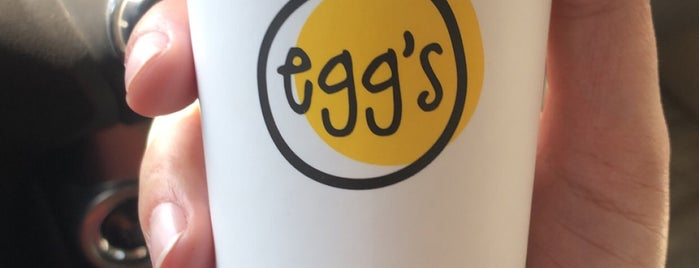 Egg's is one of Kuwait.