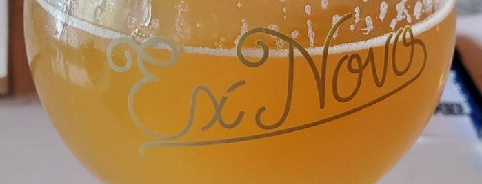 Ex Novo Brewing is one of Portland.