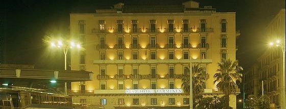 Starhotels Terminus is one of Hotel in Italia - Hotels in Italy.