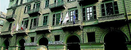 Starhotels Majestic is one of Hotel in Italia - Hotels in Italy.