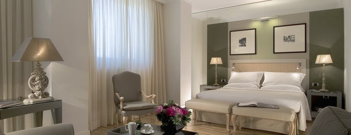 Starhotels Tuscany is one of Hotel a Firenze - Hotels in Florence.