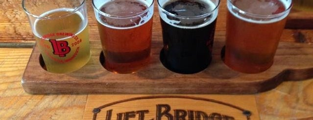 Lift Bridge Brewing Company is one of Beer.