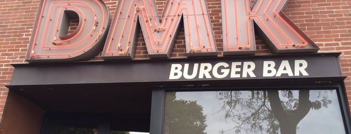 DMK Burger Bar is one of Best Burgers Around the Country.