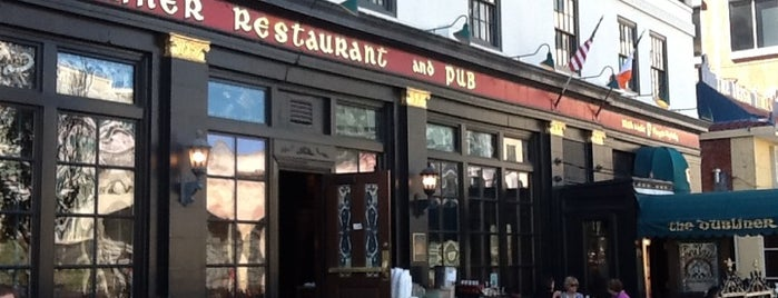 Dubliner Restaurant & Pub is one of DC.