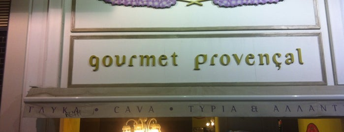 Provence Deli is one of Athens.