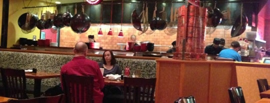 Pei Wei is one of Denver Bars & Restaurants.