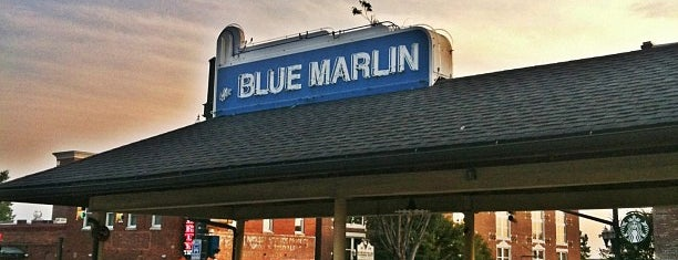 Blue Marlin is one of TODO - Columbia.