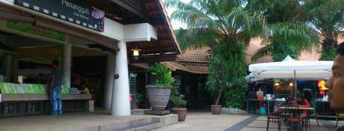 Medan Selera Taman Warisan Pertanian is one of Malaysia.