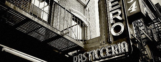 Veniero's Pasticceria & Caffe is one of nyc.