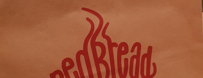 Red Bread is one of Locais curtidos por Selin.