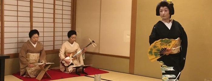 つる幸 is one of 金沢関係.