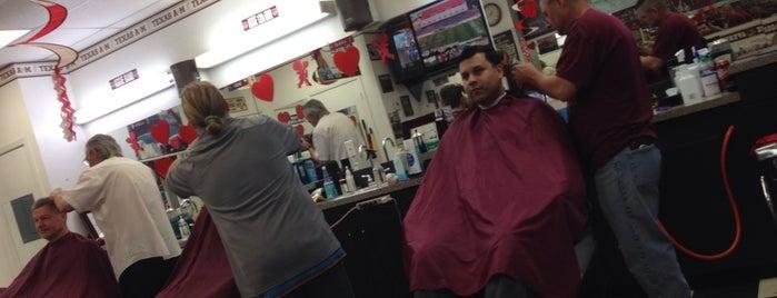 Barbers of Southgate is one of Tempat yang Disukai Mark.