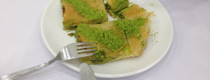 SEÇ Baklava is one of Adana.