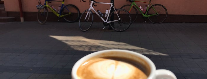 Profile Coffee is one of Banska Stiavnica.
