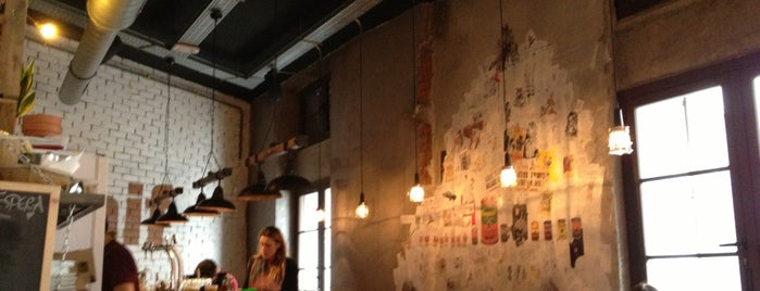 """Naif Sandwich & Bar is one of Ruta """"gastrohipster"""" Madrid by @elmundoes."""