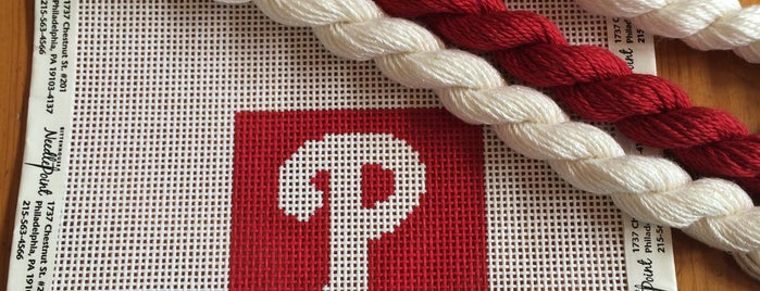 Rittenhouse Needlepoint is one of Philly.