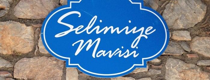 Selimiye Mavisi is one of Küçük ve Butik Oteller Türkiye.