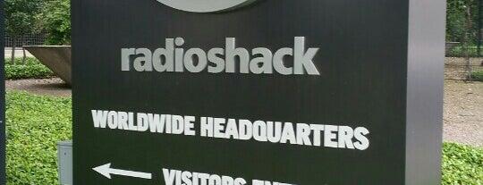 RadioShack Corporation is one of Lugares guardados de Adrian.