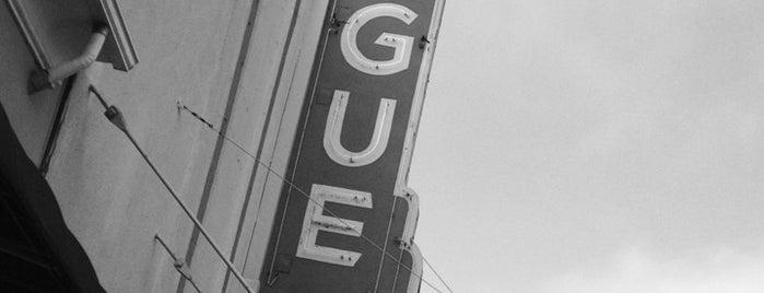 Vogue Theater is one of Tempat yang Disukai Alex.