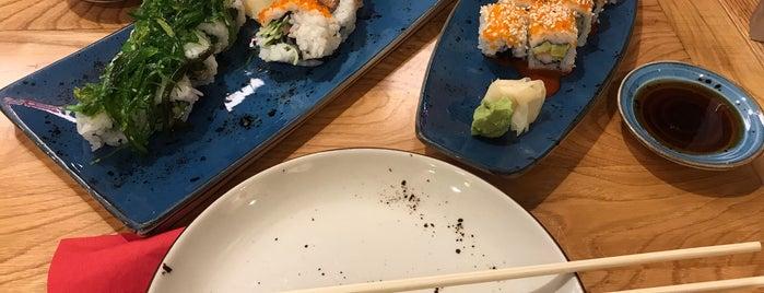 SushiCo is one of Posti che sono piaciuti a ba$ak.