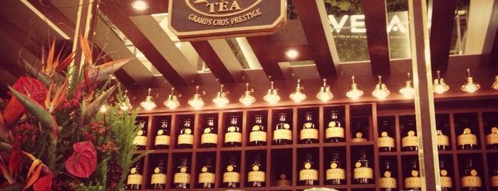 TWG is one of BKK_Tea/ Chocolate/ Juice Bar.