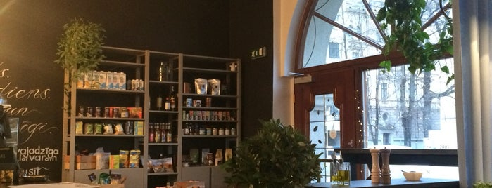 Dagnia Bruvere Tiirs is one of Riga Foodie.