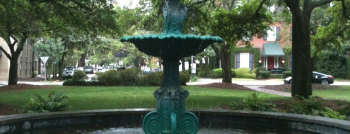 Lafayette Square is one of Historic/Historical Sights.