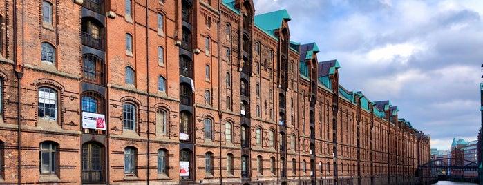 Speicherstadtmuseum is one of StorefrontSticker #4sqCities: Hamburg.