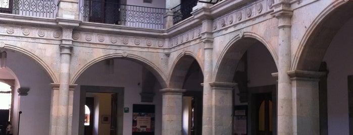 Palacio de Gobierno de Oaxaca is one of Zazil 님이 좋아한 장소.
