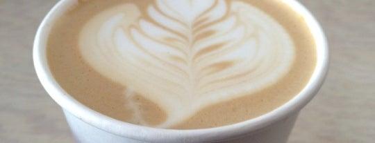 Sam James Coffee Bar is one of YYZ Heartstarters.