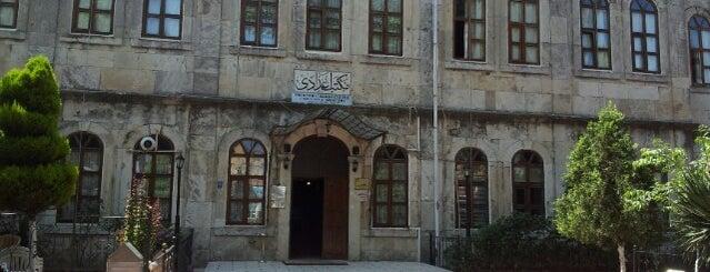Sinop Öğretmenevi is one of Locais curtidos por Ugur.