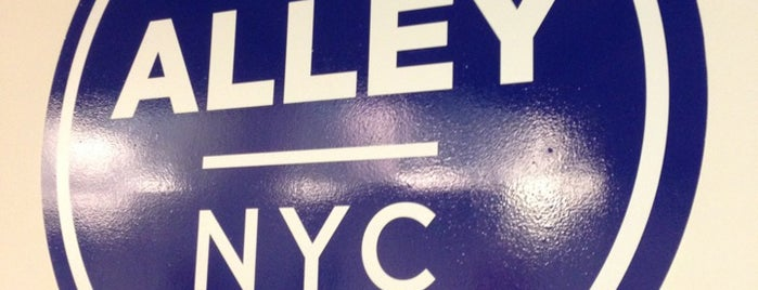 Alley is one of NYC Work Spaces & Tech Startups.