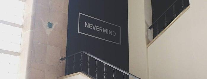 Nevermind is one of Tempat yang Disukai Canek.