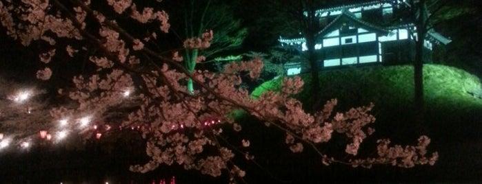 高田公園 is one of 日本夜景遺産.