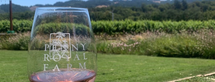 Pennyroyal Farm is one of Bay Area.