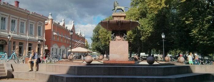 Vähätori is one of Turku.