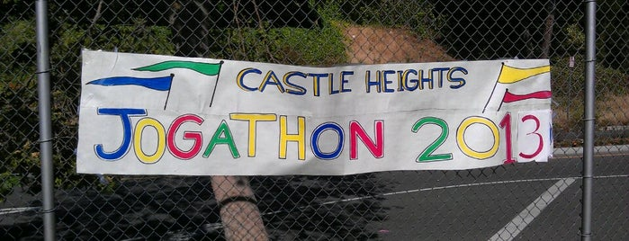 Castle Heights Elementary School is one of Lieux qui ont plu à Billy.