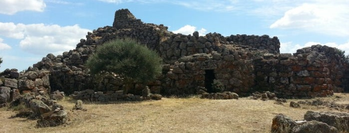 Nuraghe Arrubiu is one of Sardinia.
