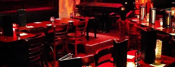 Metropolitan Room is one of Piano bar.