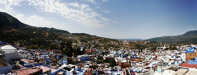 Chefchaouen is one of Morocco.