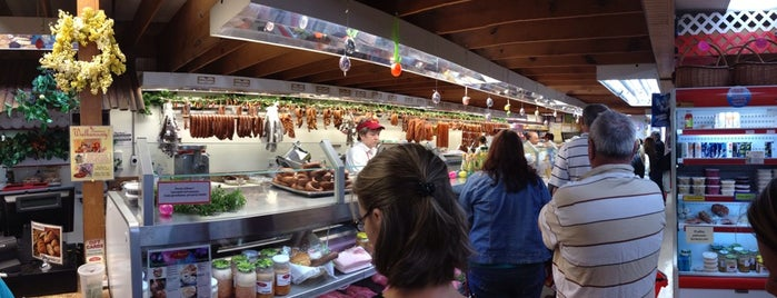 Piast Polish Deli is one of Been.