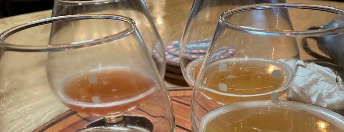 Wild Barrel Brewing is one of San Diego Breweries.
