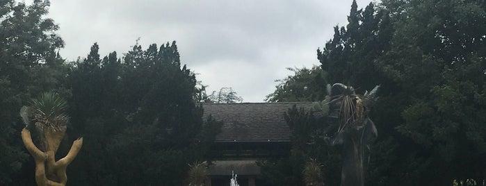 Clark Gardens is one of Beverly : понравившиеся места.