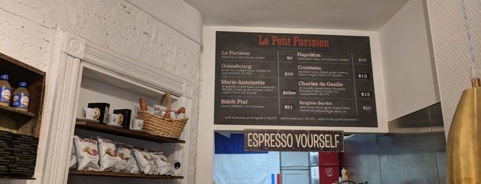 Le Petit Parisien is one of Astor Place Lunch.