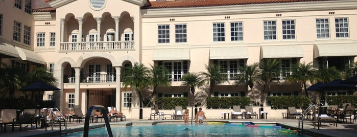 Hyatt Regency Coral Gables is one of Tempat yang Disukai Lu.