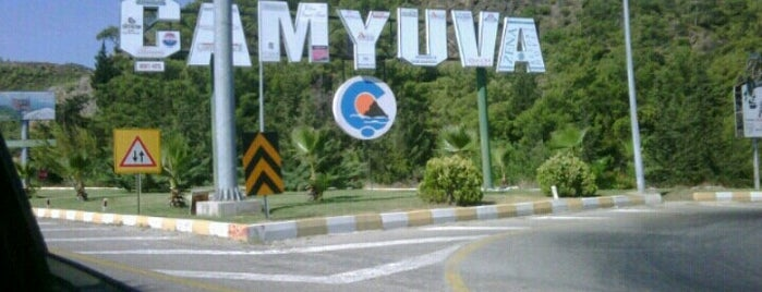 Çamyuva is one of Lieux qui ont plu à Dbotxrxiv.