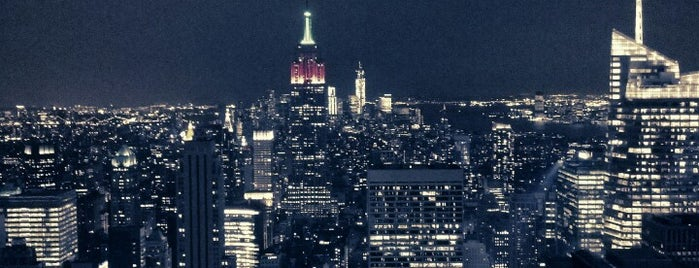Top of the Rock Observation Deck is one of Best Places in NYC.